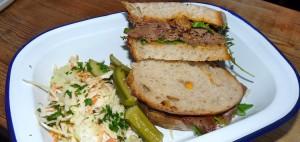 Seven Stars Brighton - Beef Brisket Sandwich