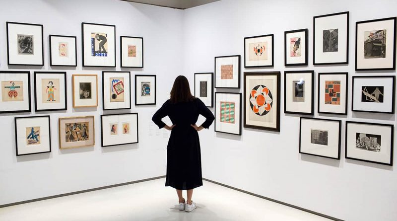 Modern Couples: Art, Intimacy and the Avant-Garde at The Barbican Centre, Booking until January 27th 2019