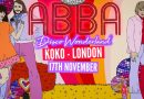 Abba Disco Wonderland @ Koko on Saturday November 17th