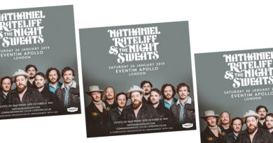 Nathaniel Rateliff & the Night Sweats at Eventim Apollo on Saturday, January 26th