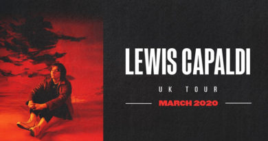 Secure tickets to Lewis Capaldi live in London – before they sell out!