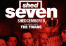Shed Seven to play Brixton Academy this year…