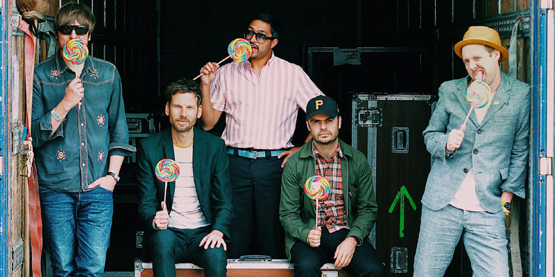 See Kaiser Chiefs @ London's O2 Arena February 1st